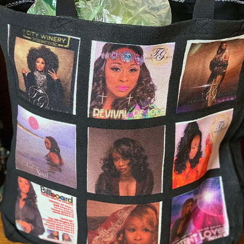 Terisa Griffin Tee Thyme Bag