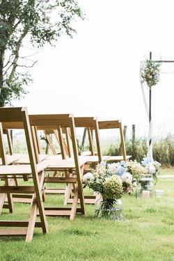 Ceremonie boomgaard