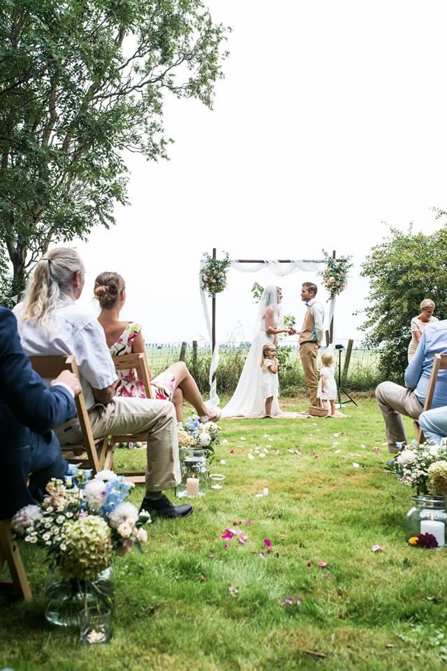 Boomgaard Ceremonie