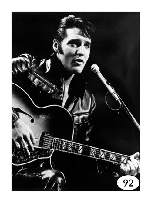Vintage Picture Elvis-presley nr92 (100x150)