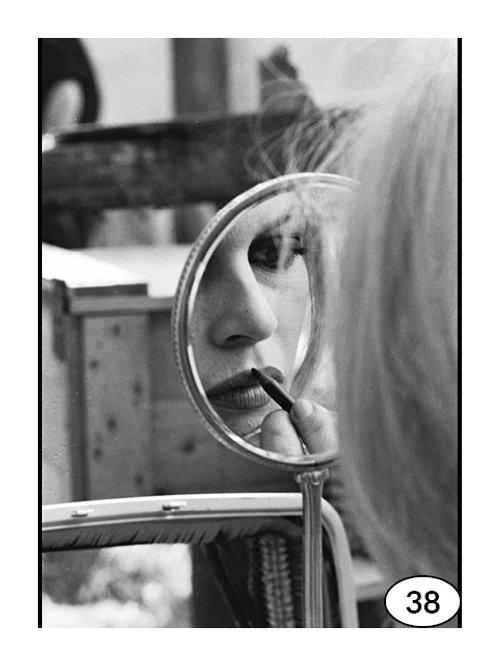 Vintage Picture Brigitte-Bardot nr38 (60x90cm)