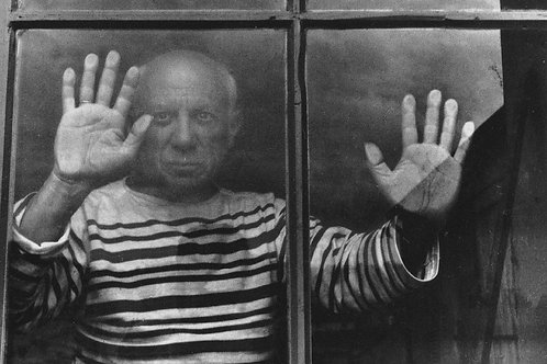 Picasso Stripes Nr 11 Alu panel