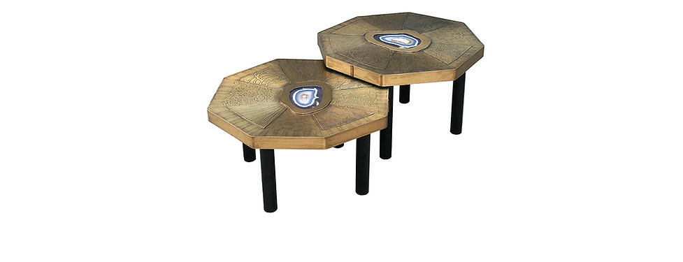 belgali Octagon table set