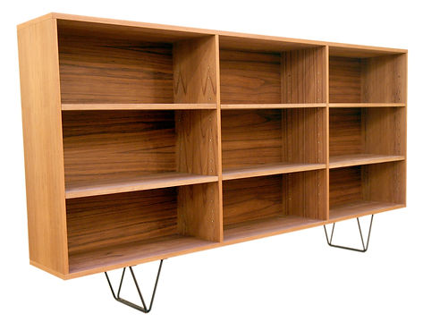 standard bookcase atom58