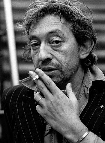 Serge Gainsbourg Macho Nr 118 Alu panel