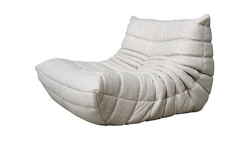 getzim fireside vintage togo sofa