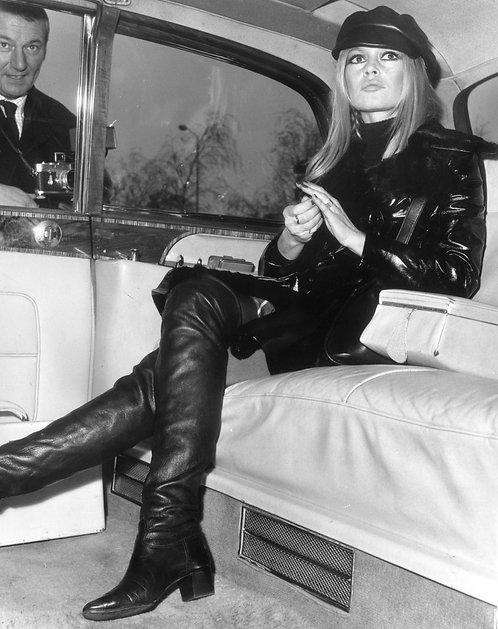 Brigitte Bardot Funky Nr 123 Alu panel