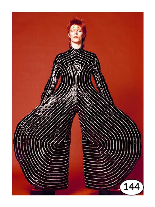 Vintage Picture David Bowie nr144 (60x90cm)