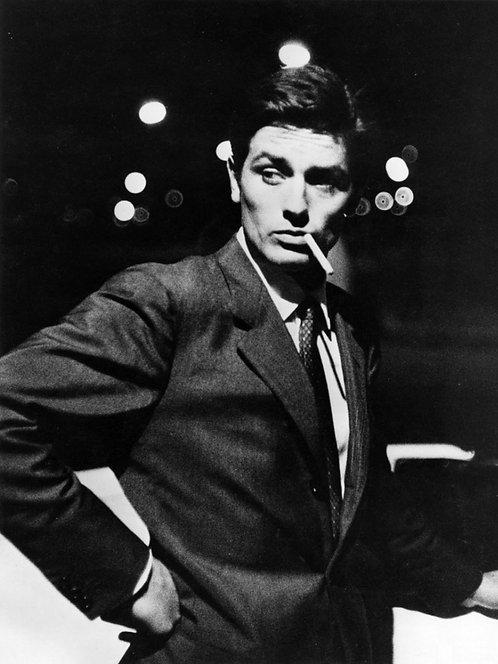 Alain Delon Cigarette Nr 5 Alu panel