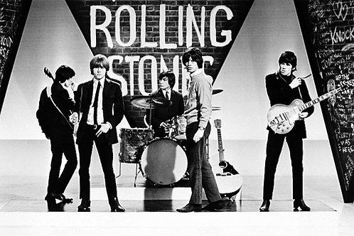 Rolling Stones Band Nr 116 Alu panel