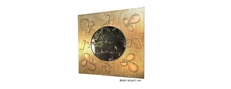 shamrock brass wall mirror.jpg
