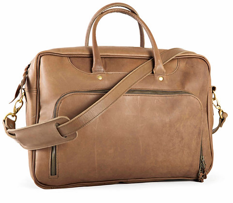 Gigiri Briefcase Full Leather