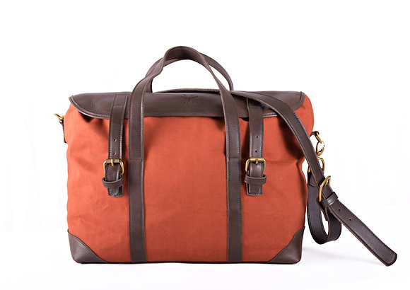Berliner Small Leather & Canvas