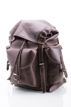 Berliner Rucksack Leather