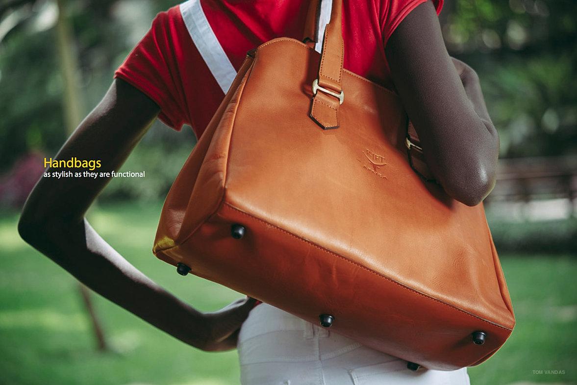 Zumi riftvalley leather bag kenya