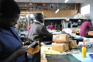 Kenyan Leather
