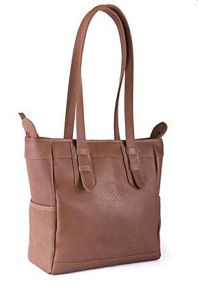Ladies Zipped Bag