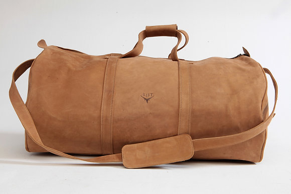 Gym Bag Leather