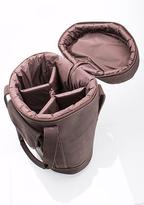 Leather Champagne Cooler