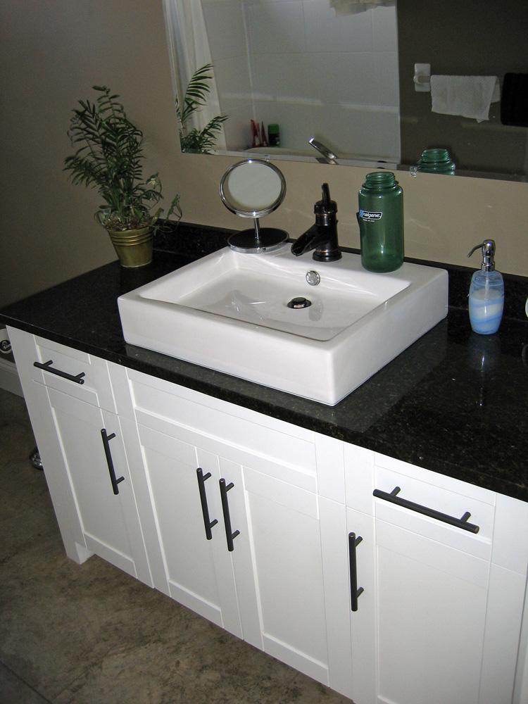 Cool vessel sink