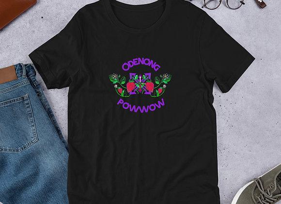 2021 Odenong Powwow Short-Sleeve Unisex T-Shirt