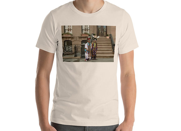 """Bad Boyz"" Short-Sleeve Unisex T-Shirt"