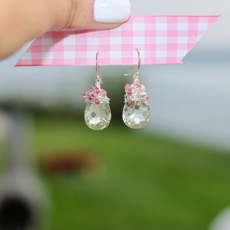 Emily's Bridal Party Earrings