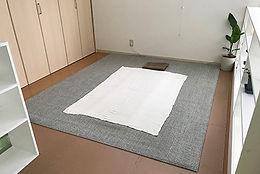 整体施術の服装は動きやすい、やわらかパンツで。