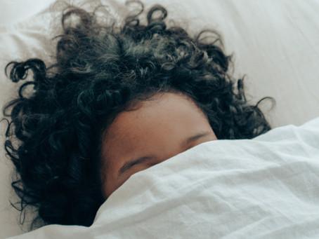 5 Ways To A Better Night's Sleep!