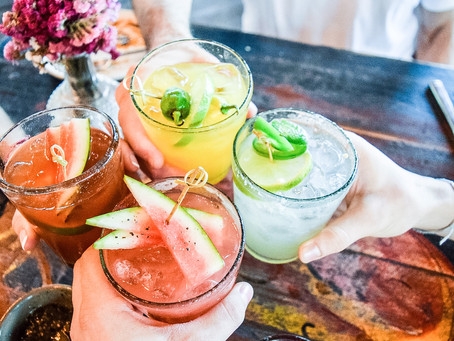 Six Exciting Low-Sugar Virgin Summer Drinks To Get The Sunshine Vibes Going (Even In 2021)