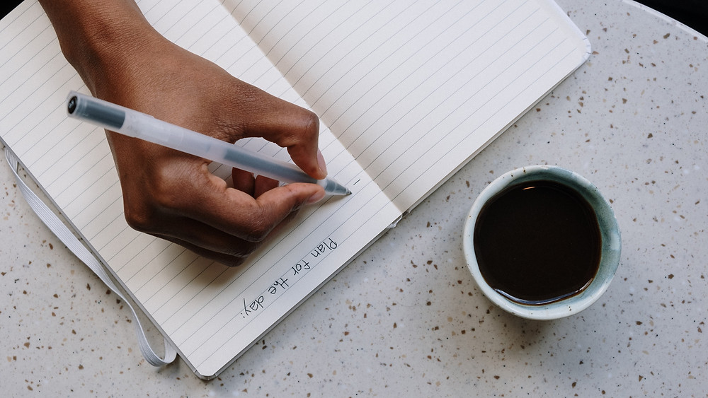 Nina Fischer Nutrition Blog: Five Tips To Manage Your Time While Working From Home: Lists
