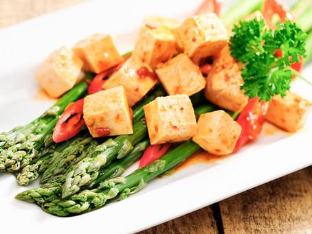Spring Tofu 5 Ways (Seasonal May Recipe)
