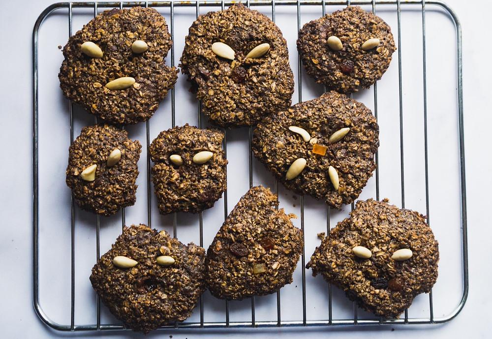 Nina Fischer Nutrition's Chocolate Biscuits