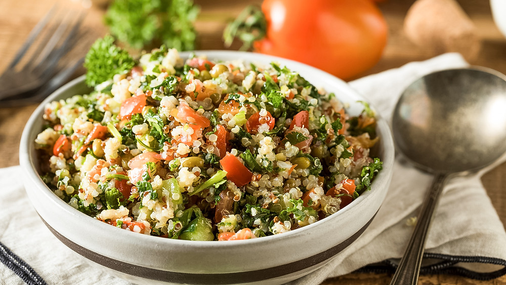 Nina Fischer Nutrition April Seasonal Recipe Blog Ingredients
