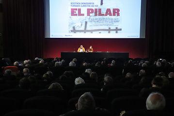 EL PILAR en la Filmoteca 23 de mayo 2019