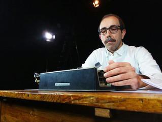 """El CECAAC roda """"Dir Pedrolo"""" al teatre de l'Excorxador de Lleida."""