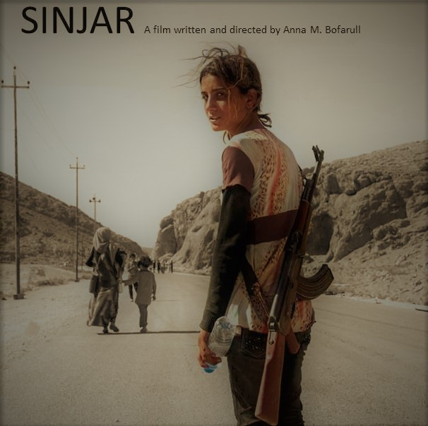 SINJAR poster para Start programa