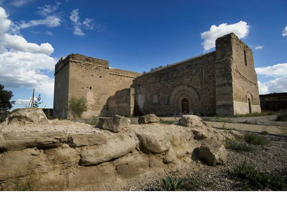 Fortos Lleida film comission castell templer