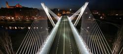 Foro pont lleida nit panoramica