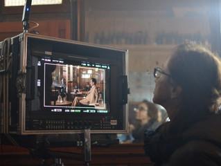 """Rodatge de """"Vida Privada"""" la minisèrie dirigida por Silvia Munt"""
