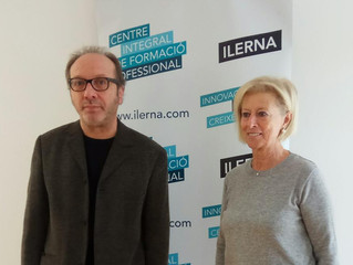 El CECAAC i ILERNA signen un conveni der col·laboració