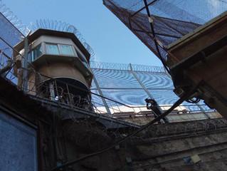 'El pati i la lluna' finalitza el seu rodatge a la presó Model de Barcelona