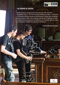 ANUNCI OK LLEIDA FILM COMMISSION MOSTRA