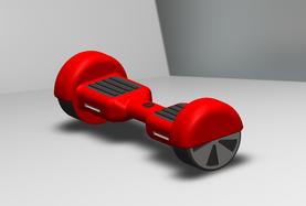 Hoverboard CAD