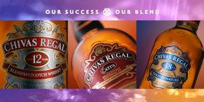 Chivas Regal - Our Success Our Blend