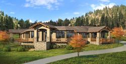 Leavenworth Residence