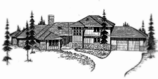 Sunriver, Golf Course Home