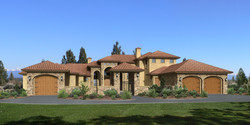Tuscany Style Residence