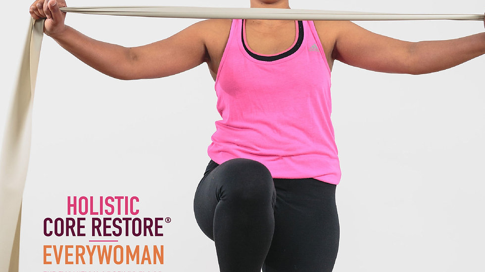 Everywoman 1:1 Holistic Core Restore