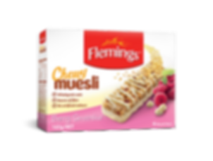 Flemings Chewy Muesli Bars